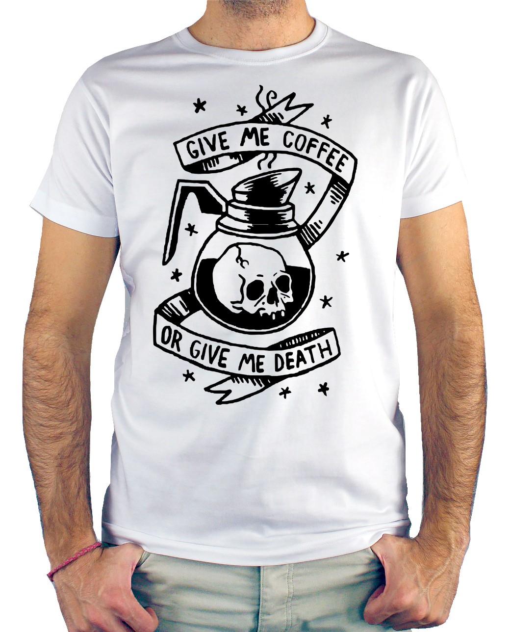 COFFEE OR DEATH