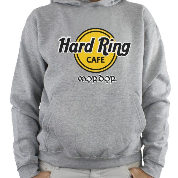 SUDADERA HARD RING CAFÉ MORDOR