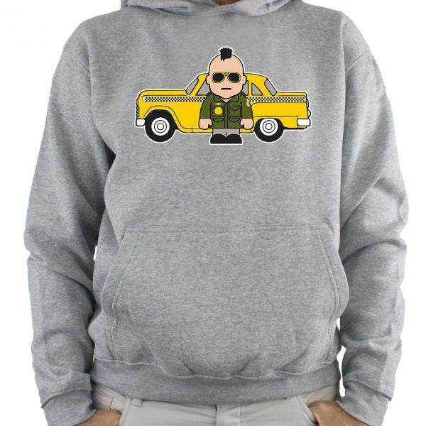 SUDADERA TAXI DRIVER