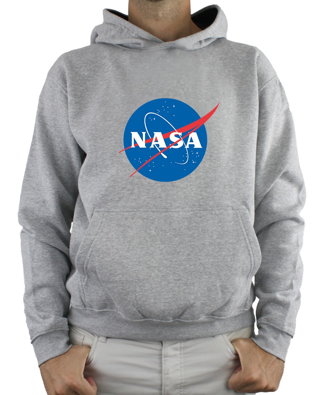SUDADERA NASA