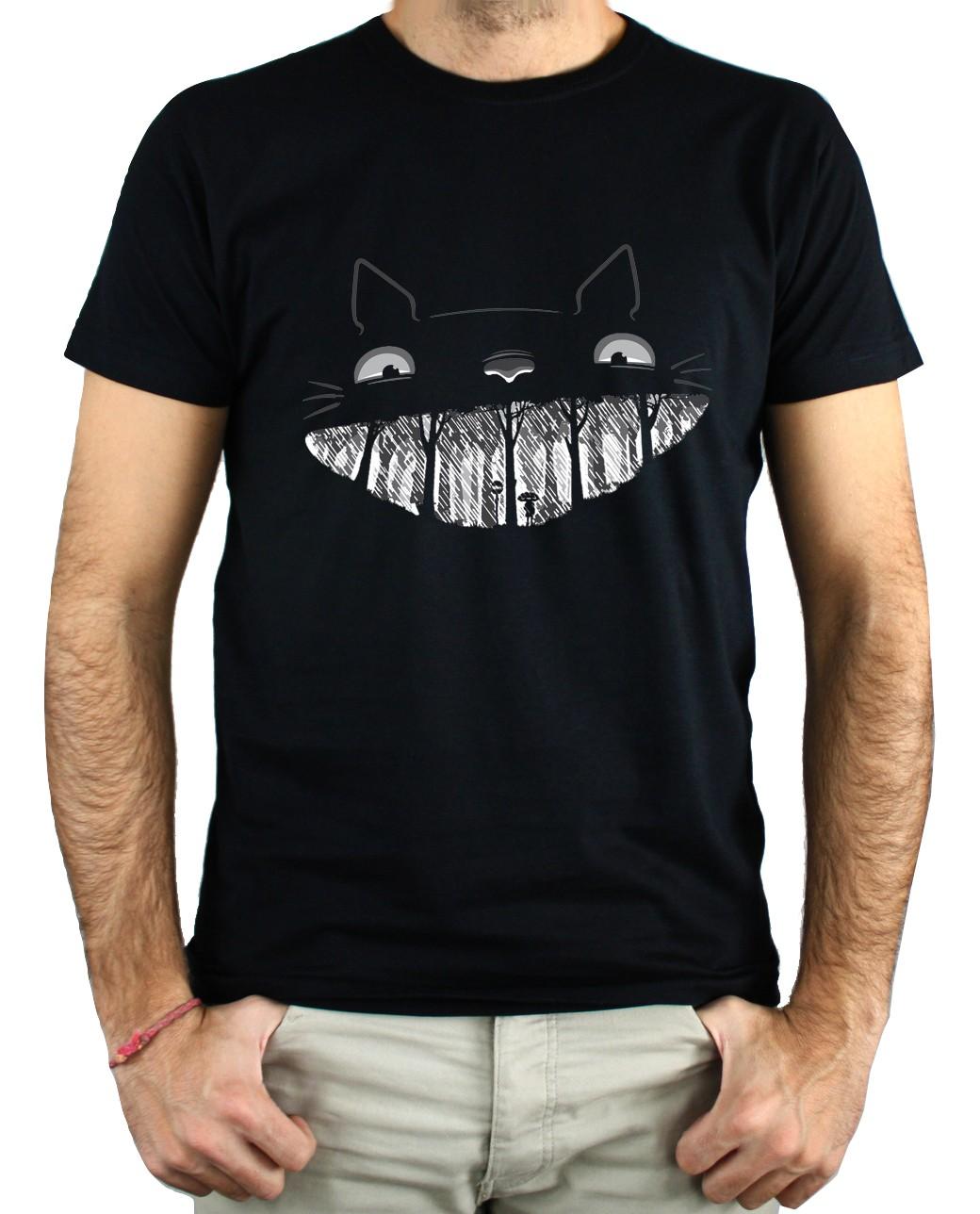 Totoro en el bosque