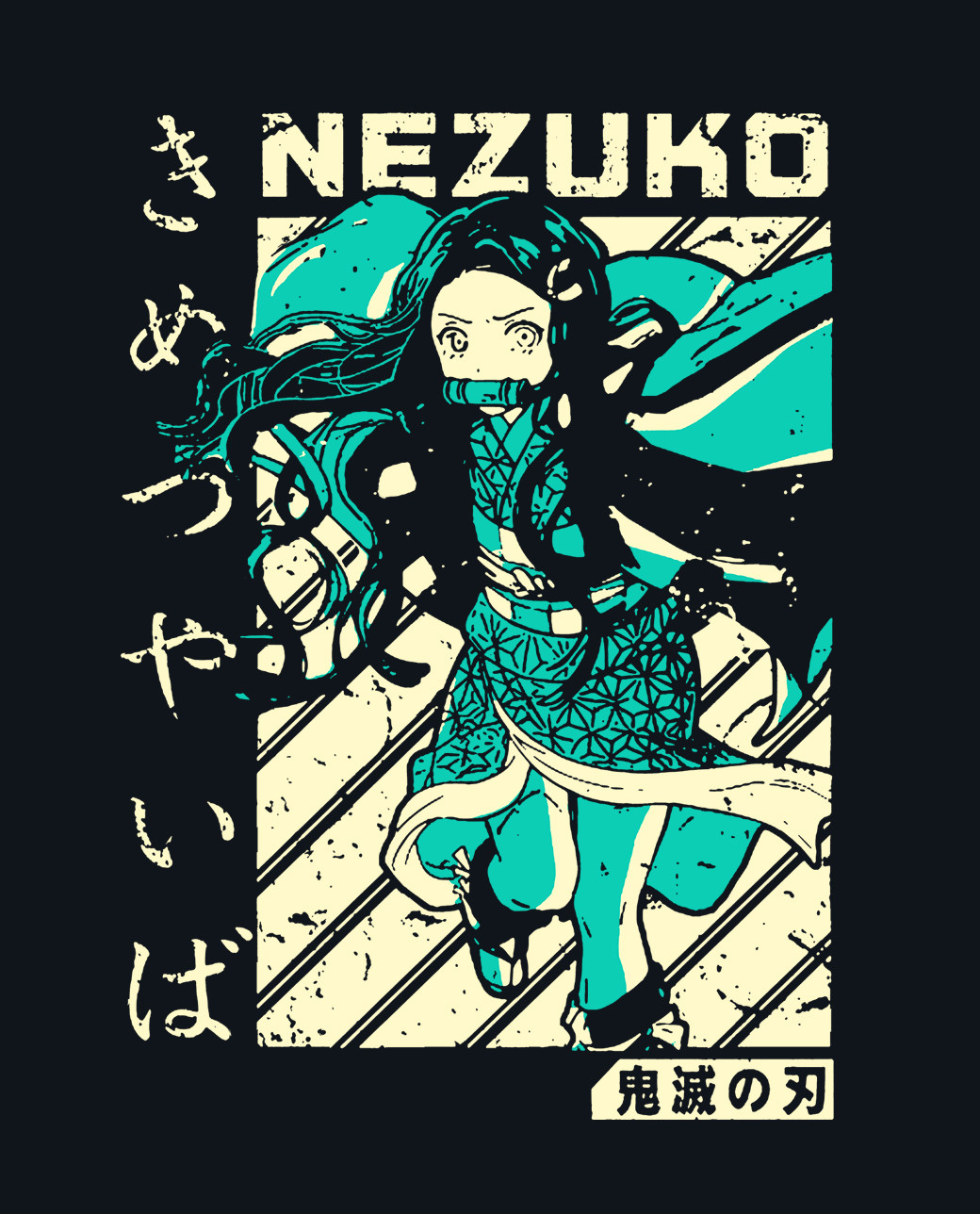 nezuko, guardianes de la noche
