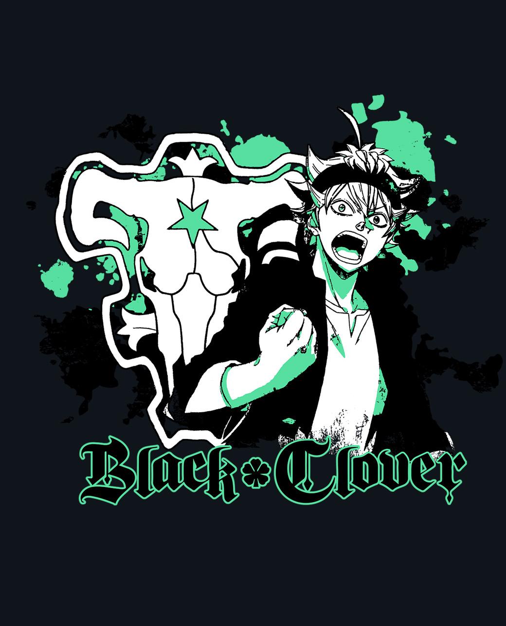 CAMISETA black clover