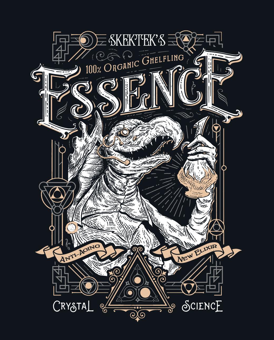 CAMISETA essence