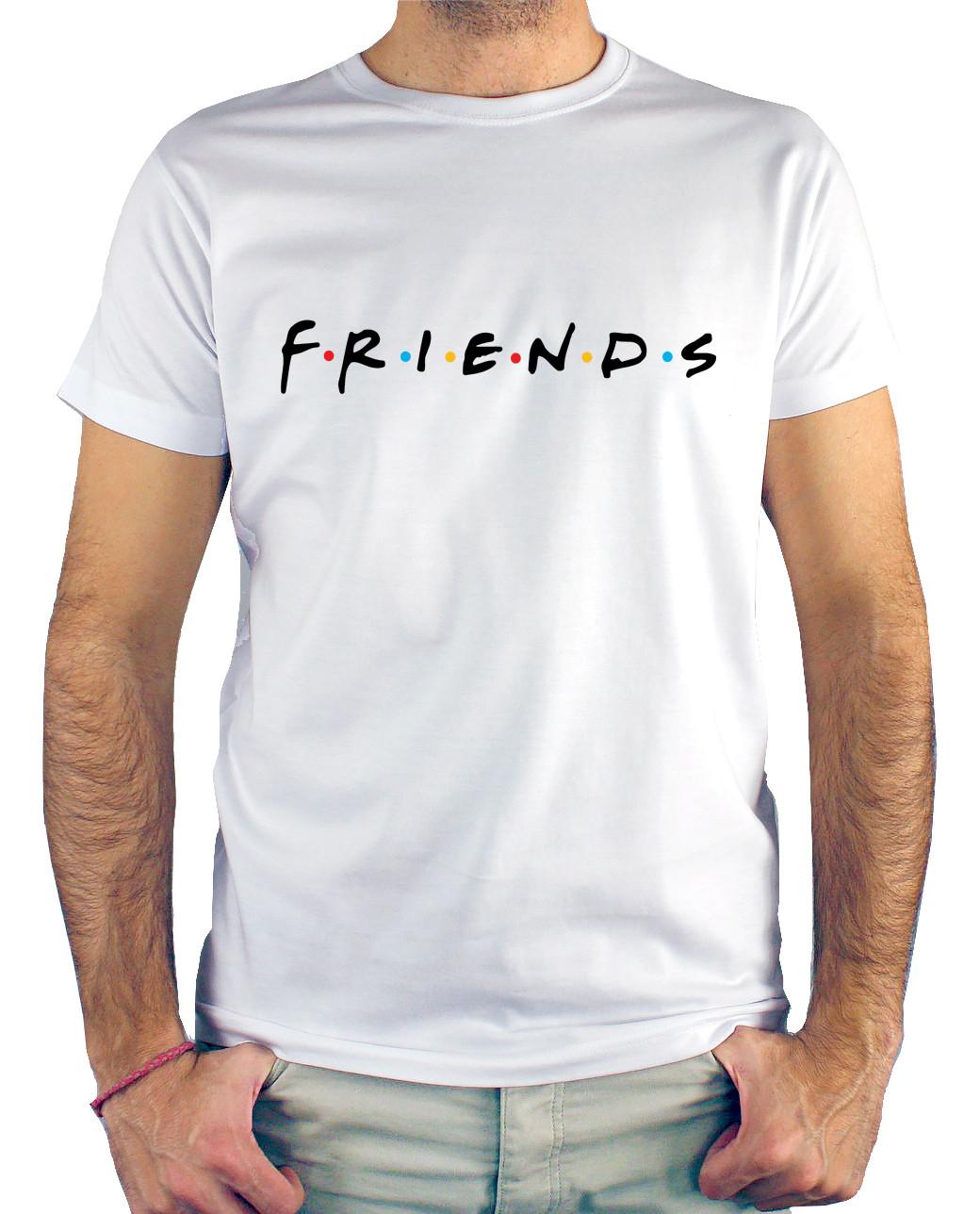 CAMISETA FRIENDS