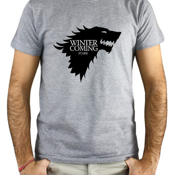 CAMISETA stark GAME OF THRONES