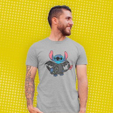 camisetas frikis malaga
